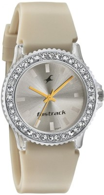 Fastrack 9827PP15  Analog Watch For Women