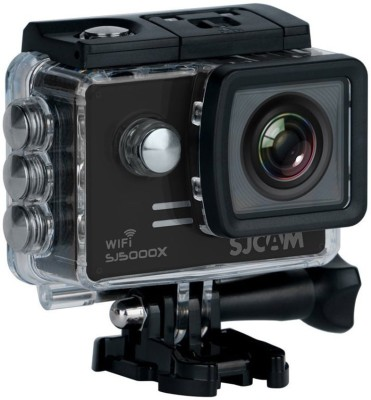 View SJCAM SJ5000 X ELITE Wi-Fi Action Camera Sports & Action Camera(Black) Price Online(SJCAM)