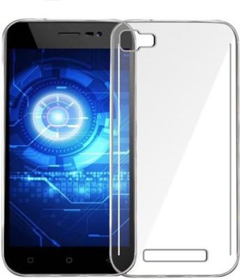 NAV Back Cover for Karbonn K9 Smart 4G VoLTE Transparent, Flexible Case
