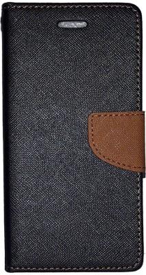 Close2deal Flip Cover for Motorola Moto G4 Plus Brown Brown