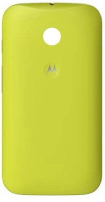 wholesale dealer 27aa2 b7f27 Maverick MOTOROLA MOTO E XT1022 Back Panel(Yellow)