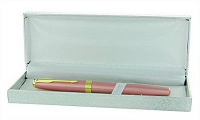 BAOER NEW BAOER 388 FOUNTAIN PEN Rose Gold NOBLEST GOLDEN M NIB Free shipping Fountain Pen  available at flipkart for Rs.279