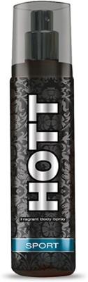 Hott Sport Perfume  -  135 ml(For Men)  available at flipkart for Rs.175