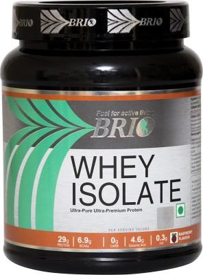 Brio Whey Isolate (500gm, Raspberry)