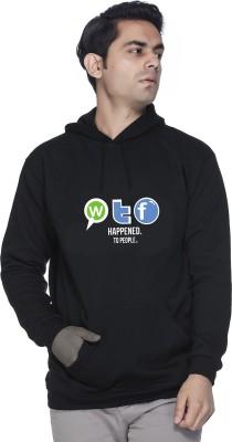Demokrazy Full Sleeve Printed Men's Sweatshirt