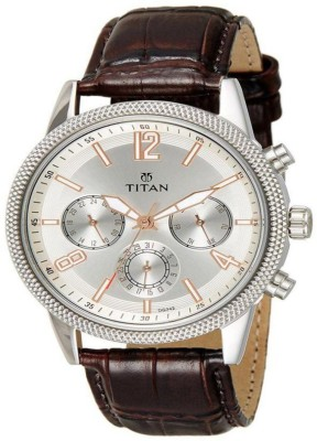 Titan 1734SAA  Analog Watch For Men
