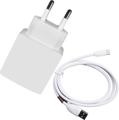 DAKRON Wall Charger Accessory Combo for Xiaomi Redmi Note 4G White DAKRON Mobiles Accessories Combos