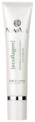 Oriflame Sweden NovAge Ecollagen Wrinkle Smoothing Eye Cream(15 ml)