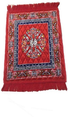 Angiela Home Fab Polyester Floor Mat Home Fab Designer rugs and Floor Mats(Multicolor, Medium)  available at flipkart for Rs.129