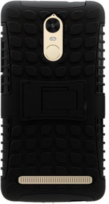 anjalicreations Back Cover for Lenovo Vibe K5 Note Black