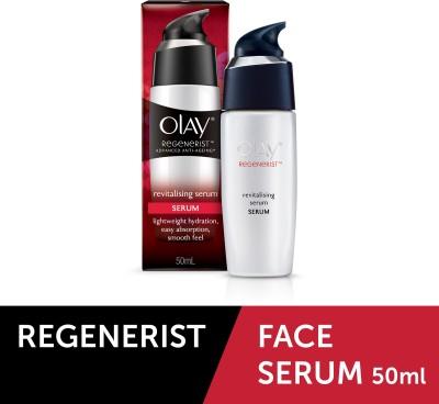 Olay Regenerist Advanced Anti-Ageing Revitalising Skin Serum, 50ml