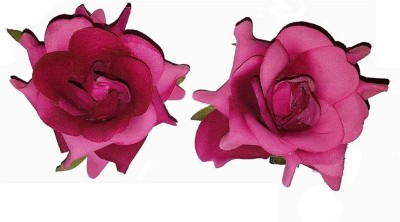 28 Off On Inaaya Flower Hair Clips Pins For Party Wear Girls