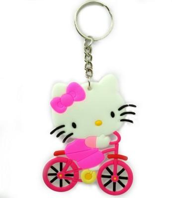 VShine HandMade cycling Kitty Key Chain  available at flipkart for Rs.99