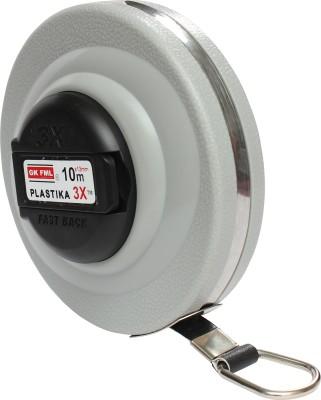 GKFML 3X FIBER PLASTIKA 10 M Measurement Tape(3 Metric)