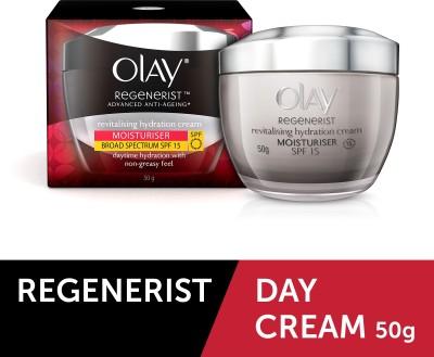 Olay Regenerist Advanced Anti-Aging Revitalising Hydration Skin Cream SPF 15, 50g