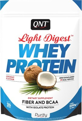 QNT Whey Protein(500 g, Coconut)