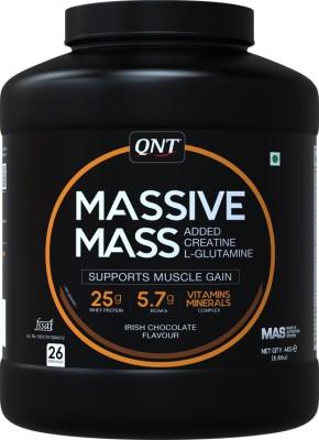 QNT MASIND002 Weight Gainers/Mass Gainers(4 kg, Irish Chocolate)
