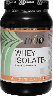 Brio Whey Isolate (1Kg / 2.2lbs, Raspberry)
