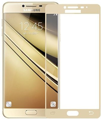 Spycom Tempered Glass Guard for Samsung Galaxy A5 2016/A5 10(edge to edge cover)(Pack of 1)