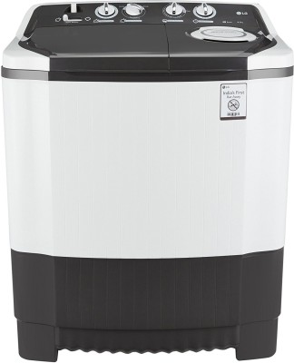 LG 6.5 kg Semi Automatic Top Load Washing Machine Grey(P7550R3FA)