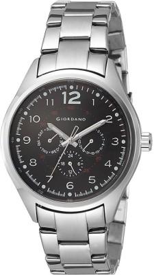 Giordano DTLMM 60064-33 Brown Dial Analog Men's Watch (DTLMM 60064-33)