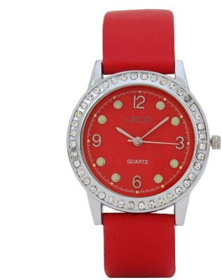 DICE Princess Silver Analog Watch   For Men DICE Wrist Watches