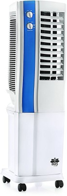 BMS Lifestyle TC12 Tower Air Cooler(White, 12 Litres)