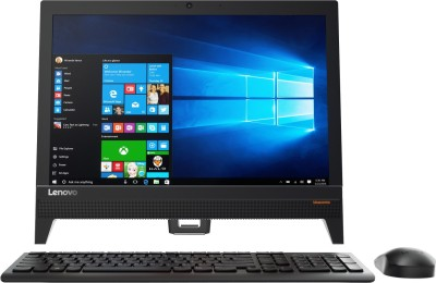 Lenovo - (Pentium Quad Core/4 GB DDR3/1 TB/Windows 10 Home)(Black, 3.09 kg, 19.5 Inch Screen)