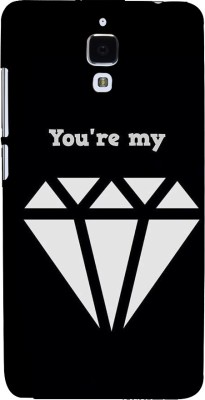 99Sublimation Back Cover for Gionee P7(You Are My Style, Plastic)