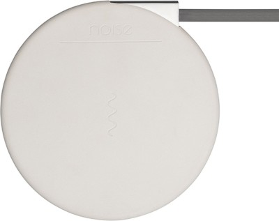 Noise Wireless Charger QI  Pearl White  Charging Pad