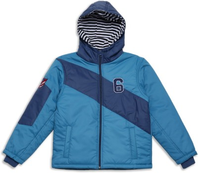 Duke Full Sleeve Solid Boys Jacket  available at flipkart for Rs.847