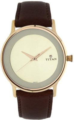 Titan NK1672WL01 clasic watch Watch  - For Men (Titan) Tamil Nadu Buy Online