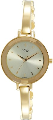 Titan 2575YAA Raga Viva Analog Watch For Women