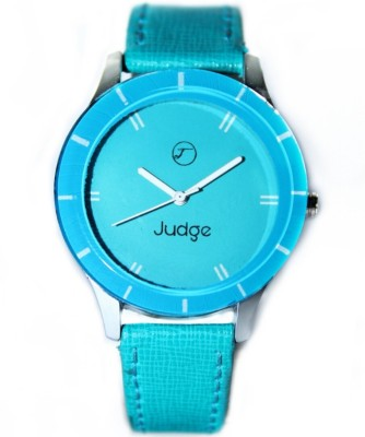 IIK JUDGE BLUE FT judge watches for girls comfort and decent look Watch  - For Girls   Watches  (IIK)