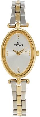 Titan NE2418BM01  Analog Watch For Women