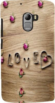 99Sublimation Back Cover for Lenovo K4 Note, Lenovo K4 Note A7010a48, Lenovo Vibe K4 Note A7010, Lenovo Vibe X3 Lite(Love Heart Pattern, Plastic)