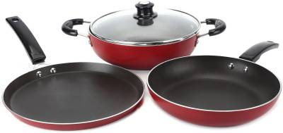 Flipkart SmartBuy Cookware Set of 3