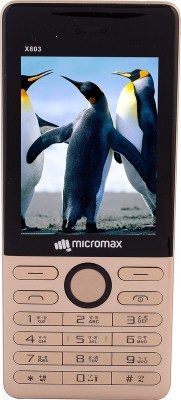 Micromax X803(champagne)