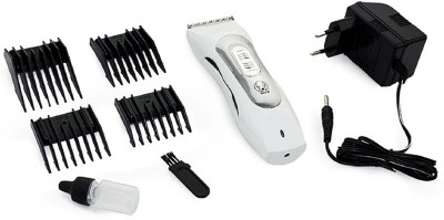 SRI Professional Super Powerful Pet Clipper White Pet Hair Trimmer  available at flipkart for Rs.2499