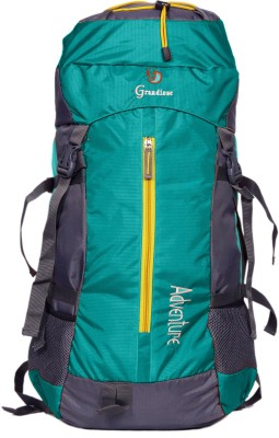 64af878b245c 66% OFF on GRANDIOSE 50L Teal Green Hiking Backpacks and Rucksack bags  (GTB65001TG) Rucksack - 50 L(Green) on Flipkart