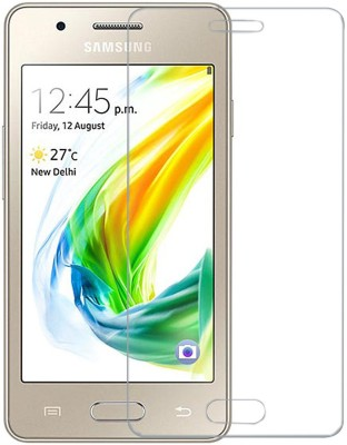 BlackBug Tempered Glass Guard for BlackBug™ Tempered Glass,Screen Protector,Screen Guard for Samsung Z2(Pack of 1)
