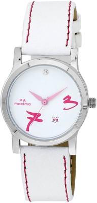MAXIMA Swarovski Analog Watch   For Women MAXIMA Wrist Watches