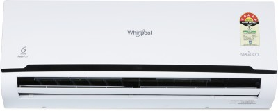 Whirlpool 1.5 Ton 5 Star BEE Rating 2017 Split AC  - White, Black(MAGICOOL ROYAL 5S, Aluminium Condenser)