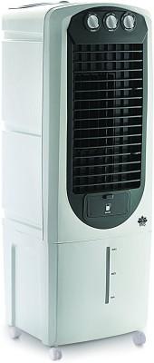 BMS Lifestyle DC25 Desert Air Cooler(White, 25 Litres)  available at flipkart for Rs.5449