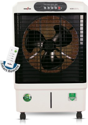 Kenstar ICECOOL RE Room Air Cooler(White-Black, 60 Litres)  available at flipkart for Rs.12990