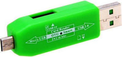 zebrong ZEB101 Card Reader(Multicolor)