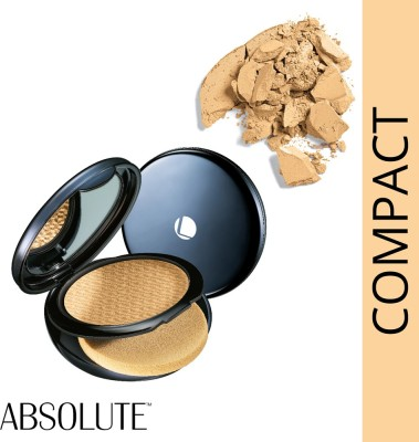 Lakme Absolute White Intense Wet & Dry, Ivory Compact  - 9 g(Fair 01)  available at flipkart for Rs.525