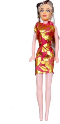 VIVAAN CUTE BARBIE CITY GIRL(Multicolor)  available at flipkart for Rs.199