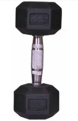 Monika Sports moni hexagonal dumbell Fixed Weight Dumbbell 5 kg
