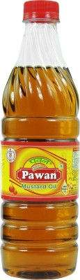 Pawan High Quality Pure Mustard Oil 500 ml  available at flipkart for Rs.70